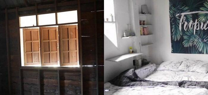 รีโนเวทห้องนอนสวยๆ