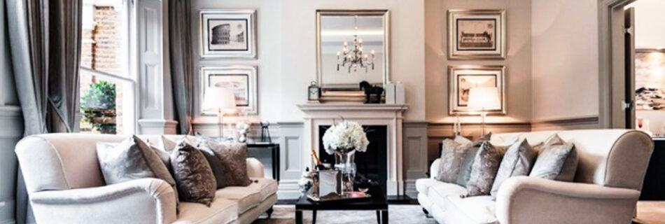 modern classic home